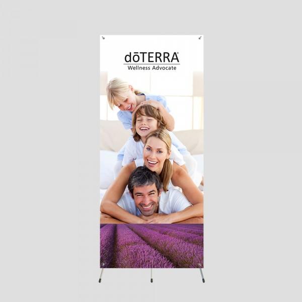 Family 02 5ft Grasshopper Banner