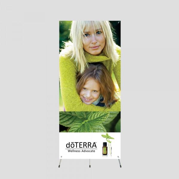 Mother & Daughter 5ft Grasshopper Banner