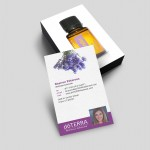 Botanical Business Cards w/ Photo (pack of 250)
