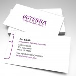 Simple Business Cards (pack of 250)