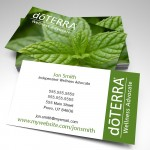Business Cards Style 1 (pack of 250)