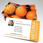 Business Cards w/ Photo (pack of 250)